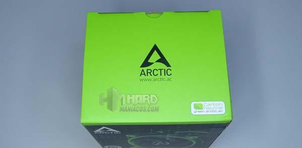 Revisión Arctic Freezer 34 eSports DUO Disipador térmico 5