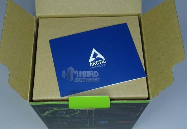 Revisión Arctic Freezer 34 eSports DUO Disipador térmico 7
