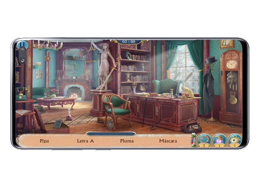 Xoom oyun oyunu Qeyd: Gizli sirrlər