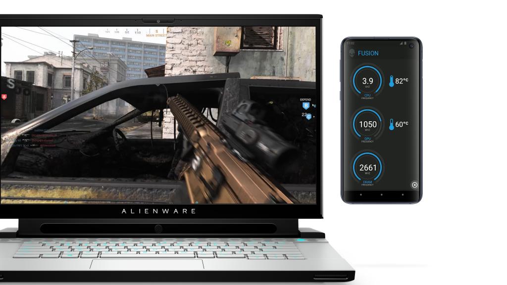 Màn hình thứ hai Alienware là một trong những sản phẩm mới của Dell tại CES 2020