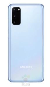 Samsung Galaxy S20 se muestra en una nueva imagen 2