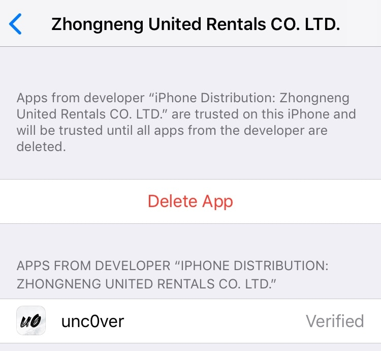 Cómo usar iOS Ninja para instalar jailbreak que nunca se ha hecho sin una computadora 15