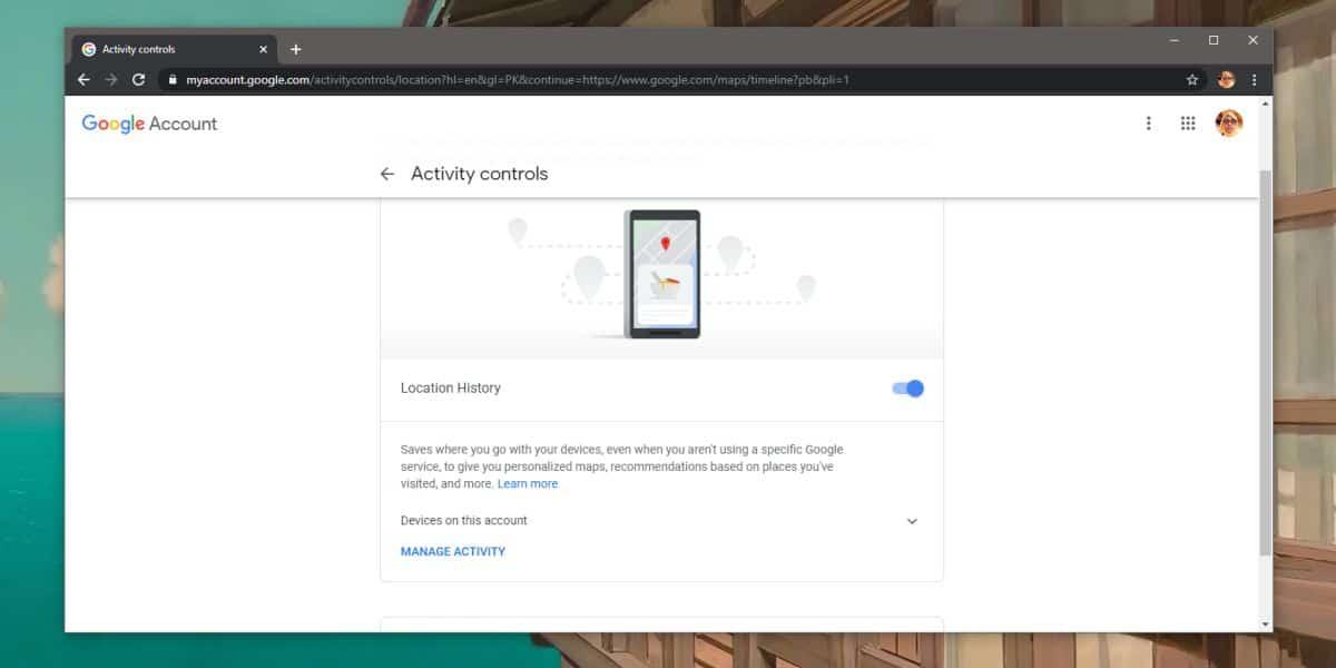 Google Xəritələrdən 'Zaman işarənizi doldurmağı' necə aradan qaldırmaq olar 1