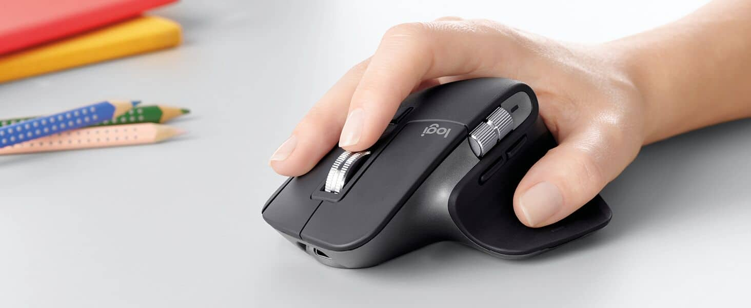 Logitech MX Master 3 3 Wireless Mouse Review