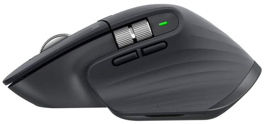 Logitech MX Master 3 Wireless Mouse Test 1