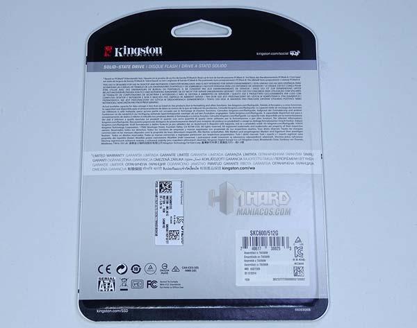 Kingston KC600 SSD arvostelu 2