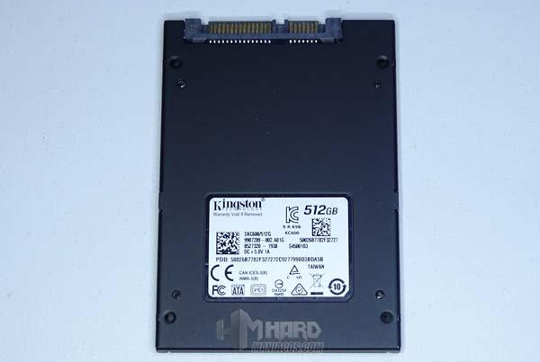 Kingston KC600 SSD arvostelu 4