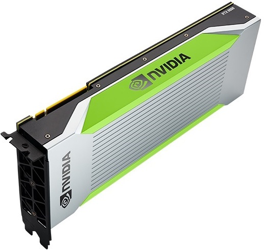 Pasívne pre PNY GeForce Quadro RTX 8000