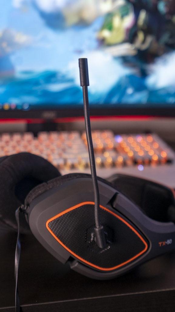 Giotech TX50 Gaming 3 headphones review