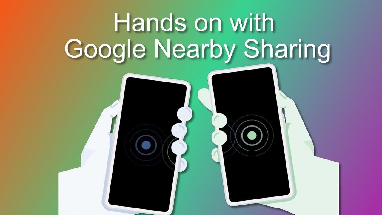 # Videolar: İşləmək üçün necə bölüşmək olar - Android üçün Analog AirDrop 1