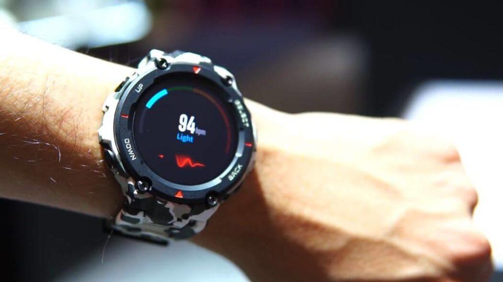 Amazfit T-Rex обзоры: идеальный прочный SmartWatch 2020