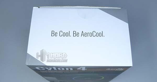 Skontrolujte AeroCool Cylon Chladič 4 5