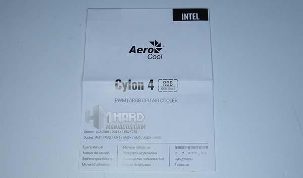 Skontrolujte AeroCool Cylon Chladič 4 10