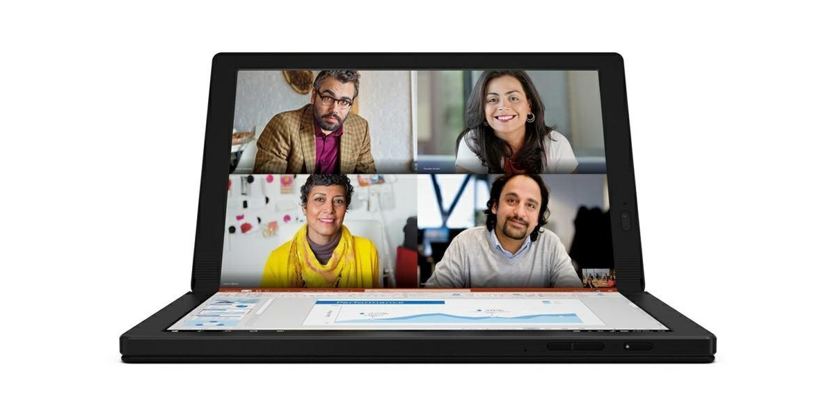 Lenovo ThinkPad X1 Fold: Maailman ensimmäinen taitettava tietokone tulee …