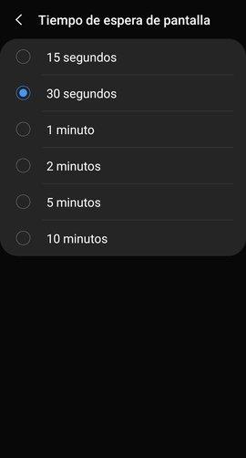 Променете го тајмаутот на екранот на Android /