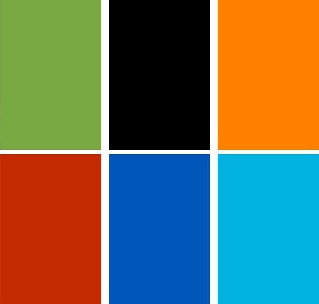 Unduh 10 Wallpaper Iphone Warna Solid Hitam Putih Abu Abu Merah Biru Dan Banyak Lagi