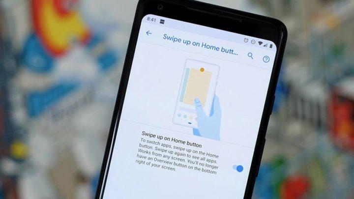 Accesso ai movimenti su Android