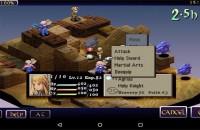 nihai fantezi taktikleri RPG android için en iyi strateji