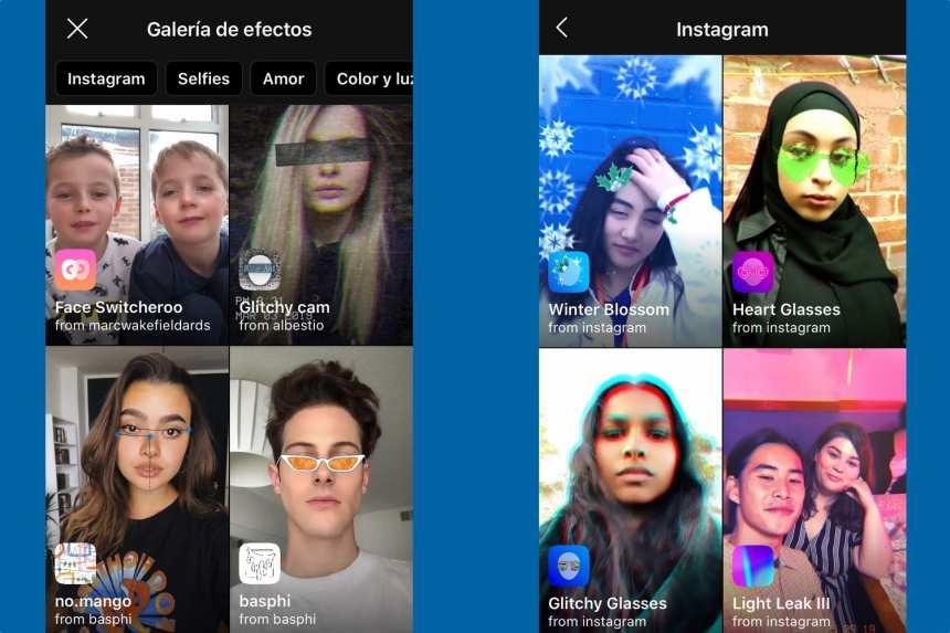 Erstellen Sie Filter für Instagram Gewohnheit 3