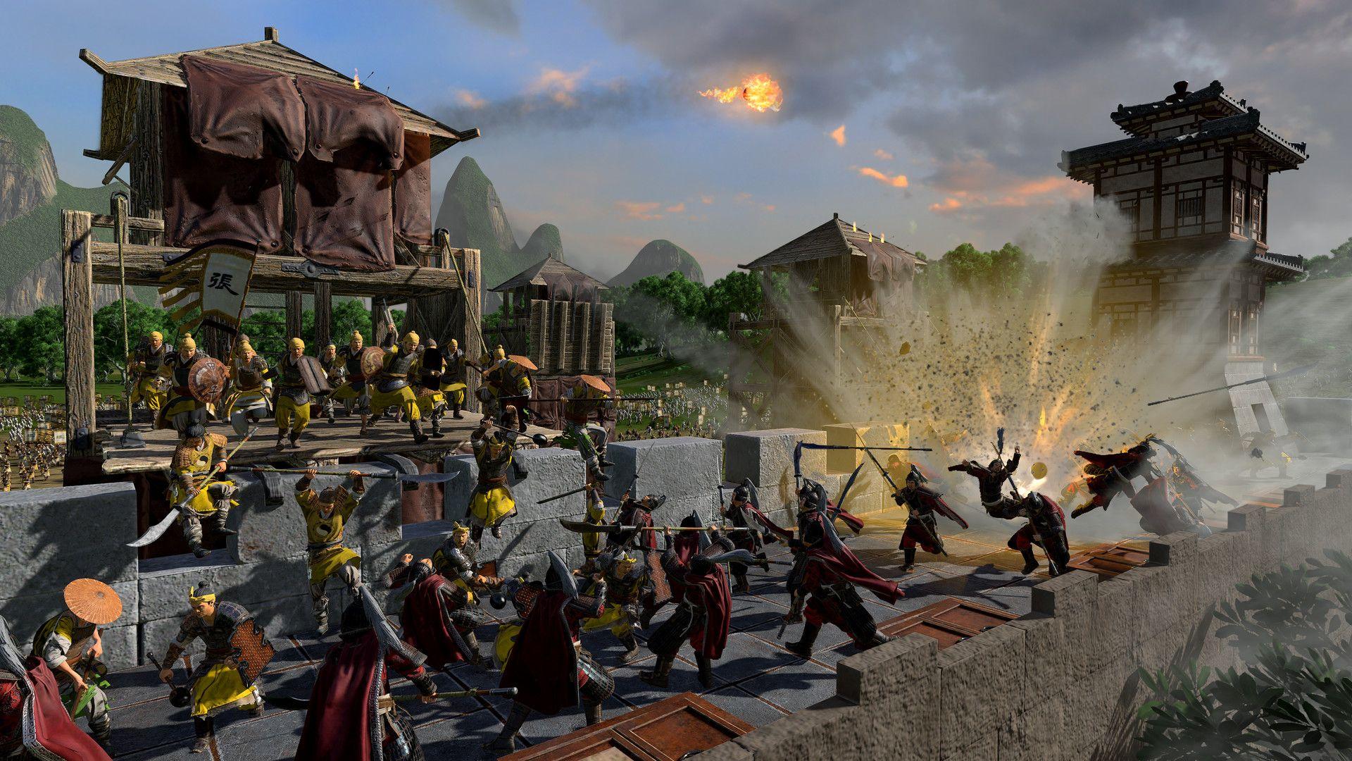 Total War Three Kingdoms - Mandate of Heaven_04