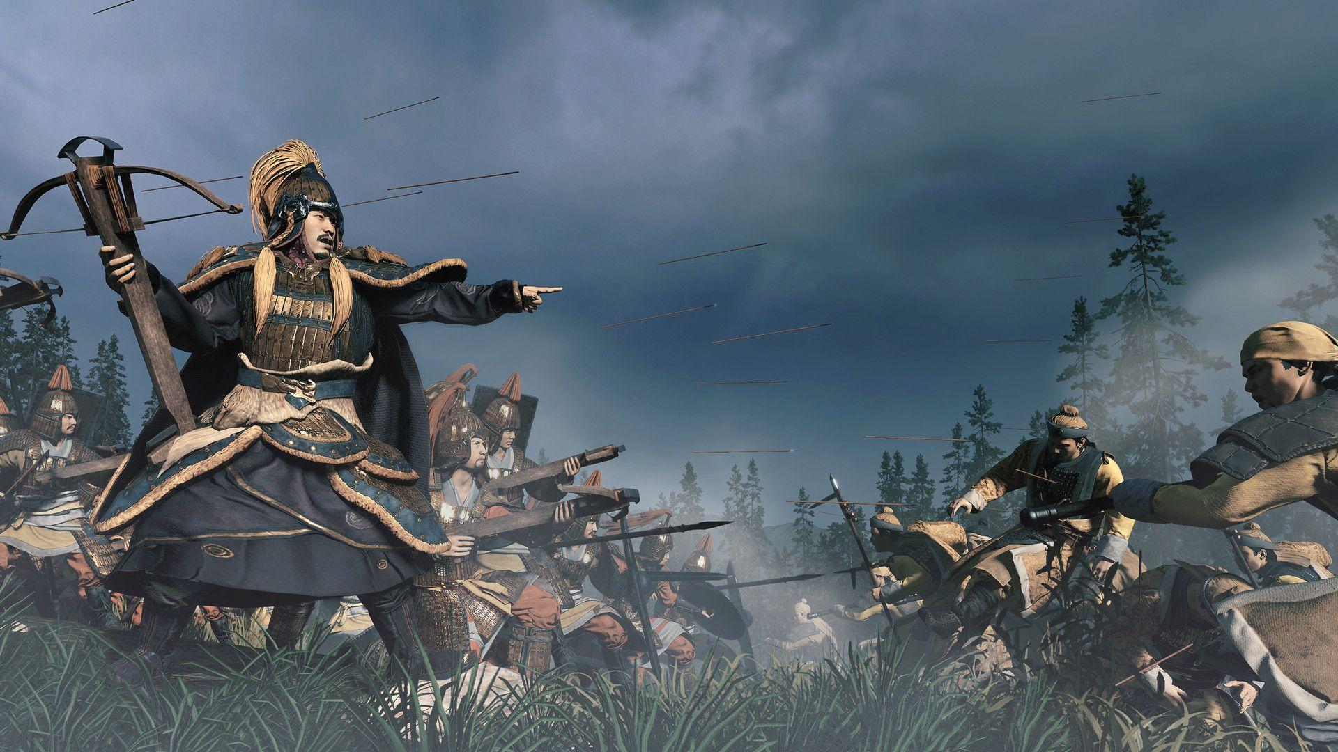 Total War Three Kingdoms - Mandat Surga