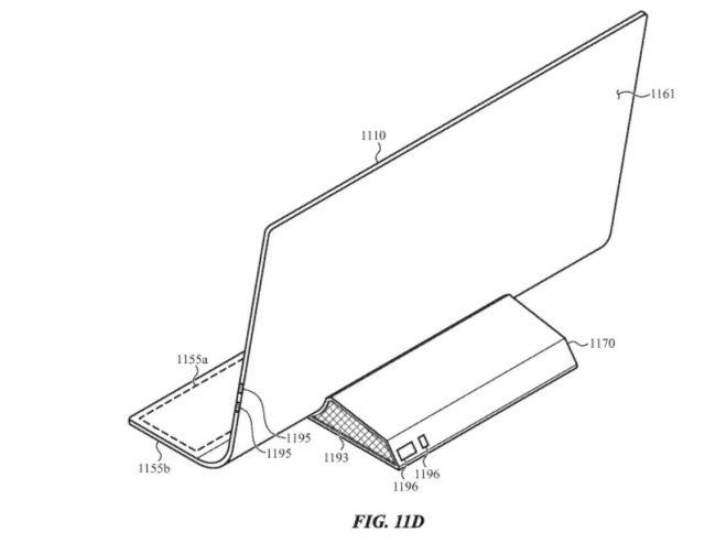 Apple Berlaku untuk Paten pada iMac yang Dibangun pada Lembar Kaca yang Melengkung 4