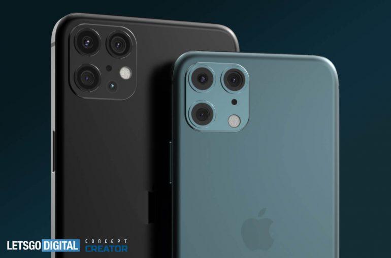 Bayangkan iPhone 12: jadi akan sesuai dengan semua rumor 1