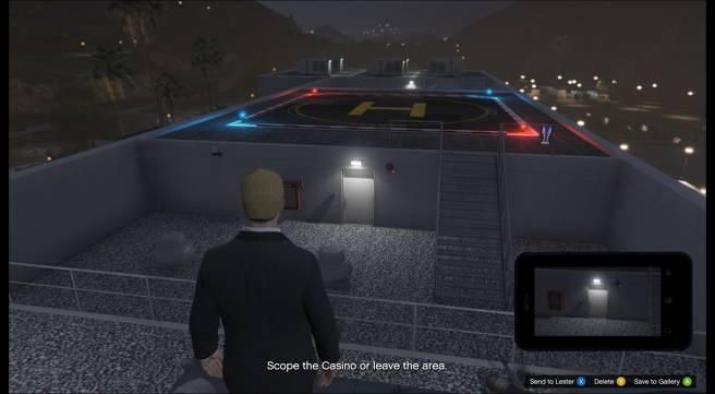 GTA Online: Semua Lokasi Titik Akses di Misi Diamond Casino Heist Scope Out 3