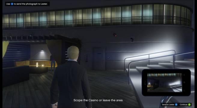 GTA Online: Semua Lokasi Titik Akses di Misi Diamond Casino Heist Scope Out 4