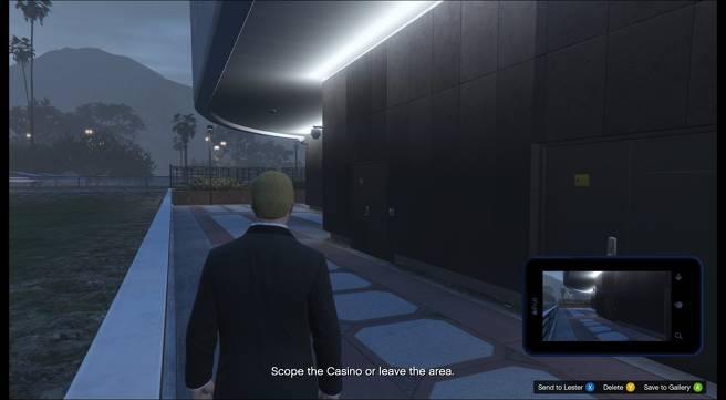GTA Online: Semua Lokasi Titik Akses di Misi Diamond Casino Heist Scope Out 8