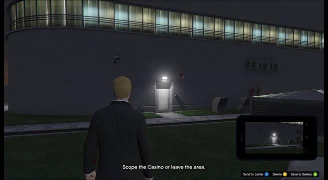 GTA Online: Semua Lokasi Titik Akses di Misi Diamond Casino Heist Scope Out 6