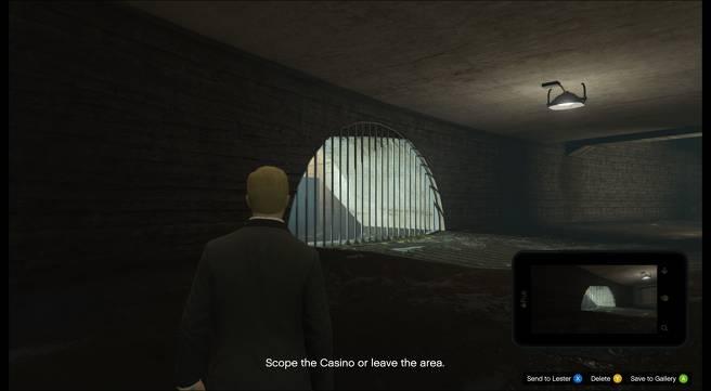 GTA Online: Semua Lokasi Titik Akses di Misi Diamond Casino Heist Scope Out 12