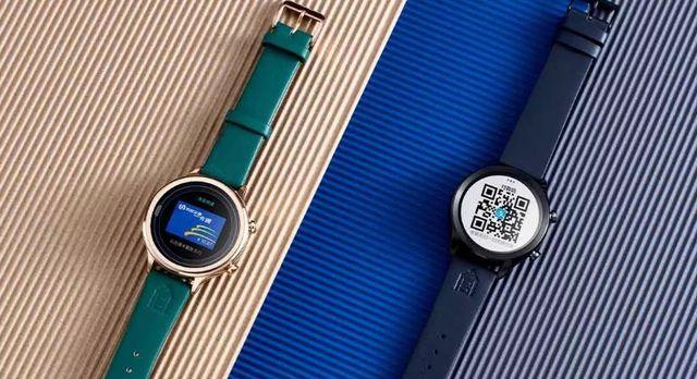 Xiaomi Mi Watch Yasak Şehir GENEL BAKIŞ: yuvarlak sınıf akıllı ekran