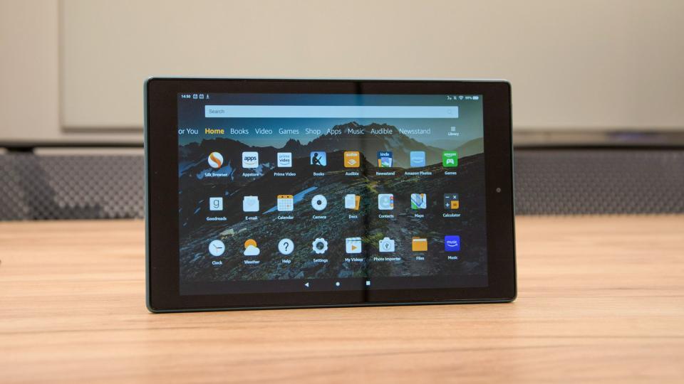 Nuevo Amazon Fire HD 10, Fire HD 10 Edición infantil y Kindle Edición infantil anunciada 2