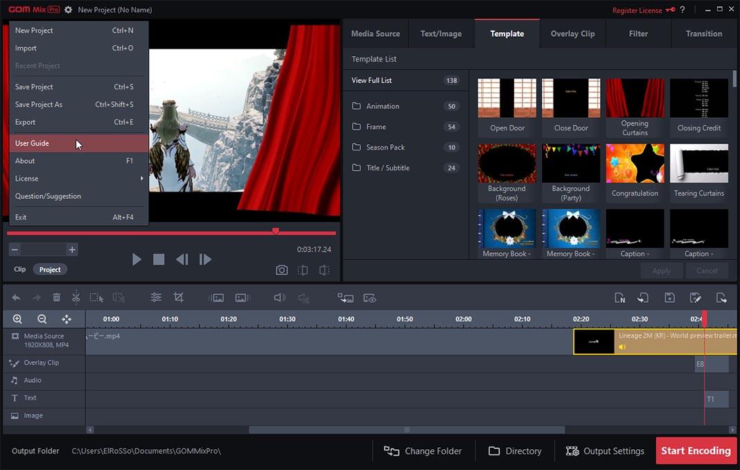 GOM Mix Pro: 10 dəqiqədən az bir müddətdə necə video tərtib etmək olar 1