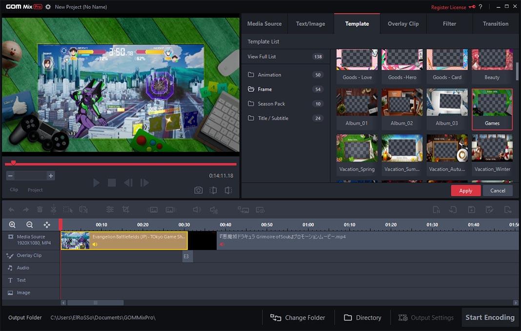 GOM Mix Pro: 10 dəqiqədən az bir müddətdə necə video tərtib etmək olar 3