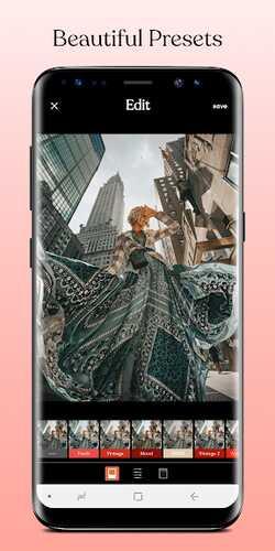 Tezza, danışacaq olan Android foto redaktoru 2