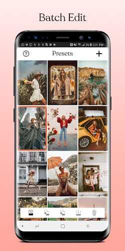 Tezza, danışacaq olan Android foto redaktoru 1