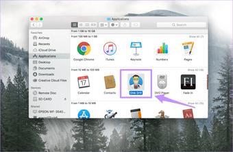 Recover Mac Empty Trash Install أدوات استعادة البيانات