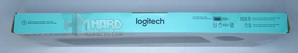 Custodia laterale lunga per tastiera e mouse Logitech