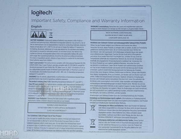 Garanzia combinazione logitech slim mk470