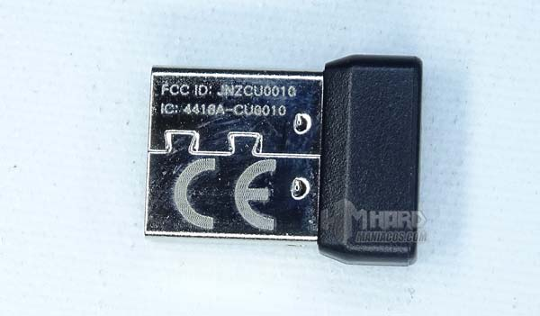 Ricevitore USB combo Logitech mk470 wifi