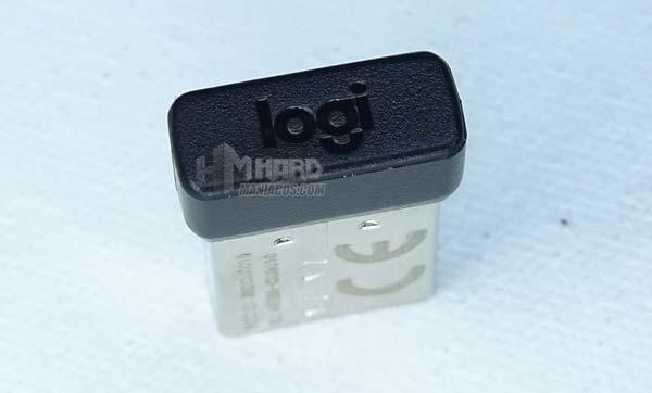 parti esterne comite ricevitore USB wireless logitech mk470