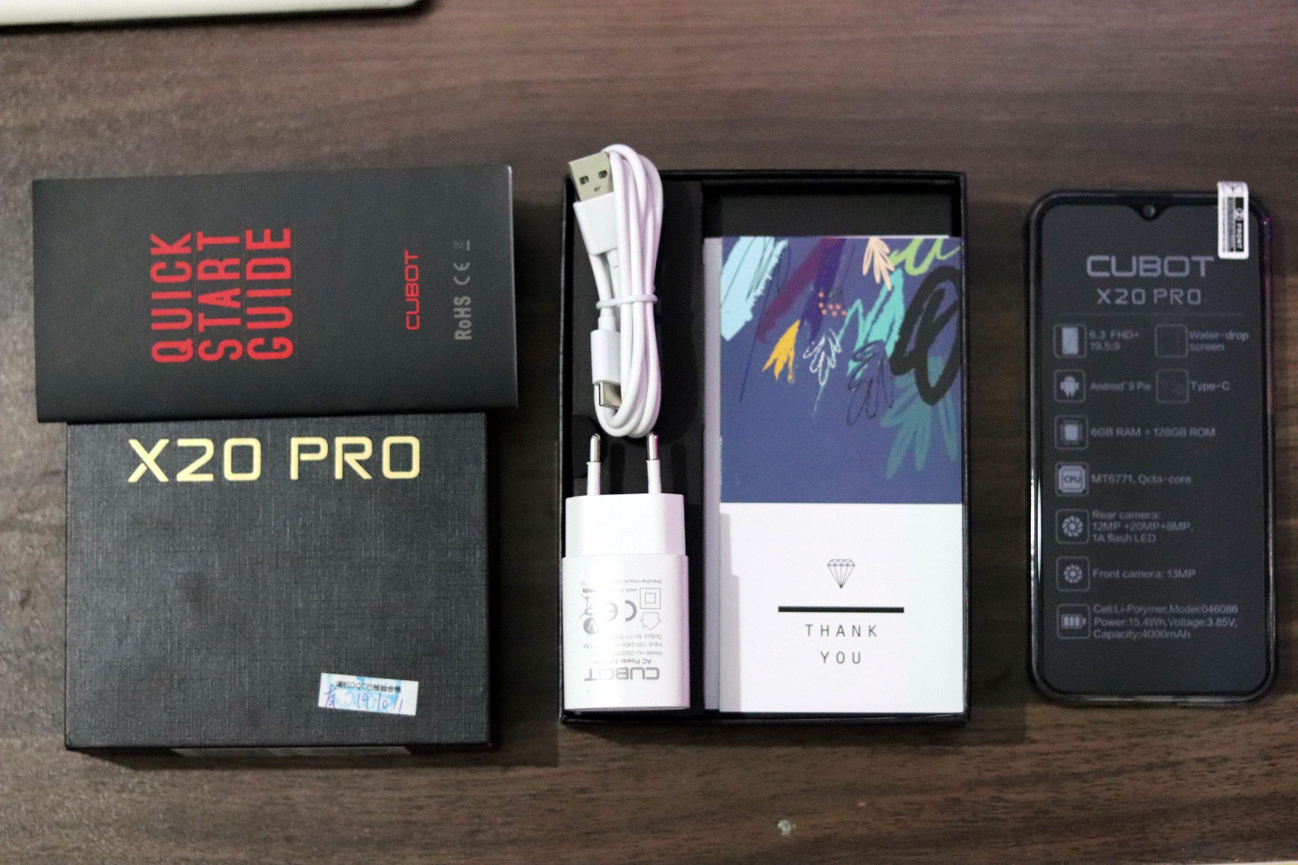 Revisiones Cubot X20 Pro: ¿Sigue siendo el mejor para teléfonos económicos? En XiaomiToday 1