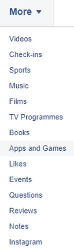 encuentra el perfil de Zoosk en Facebook