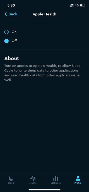 Ciclo de sueño 2