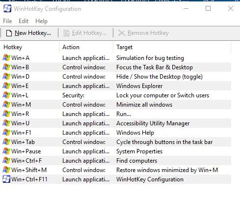 Aktiv xüsusi klaviatura qısa yollarını necə etmək olar Windows 10 1
