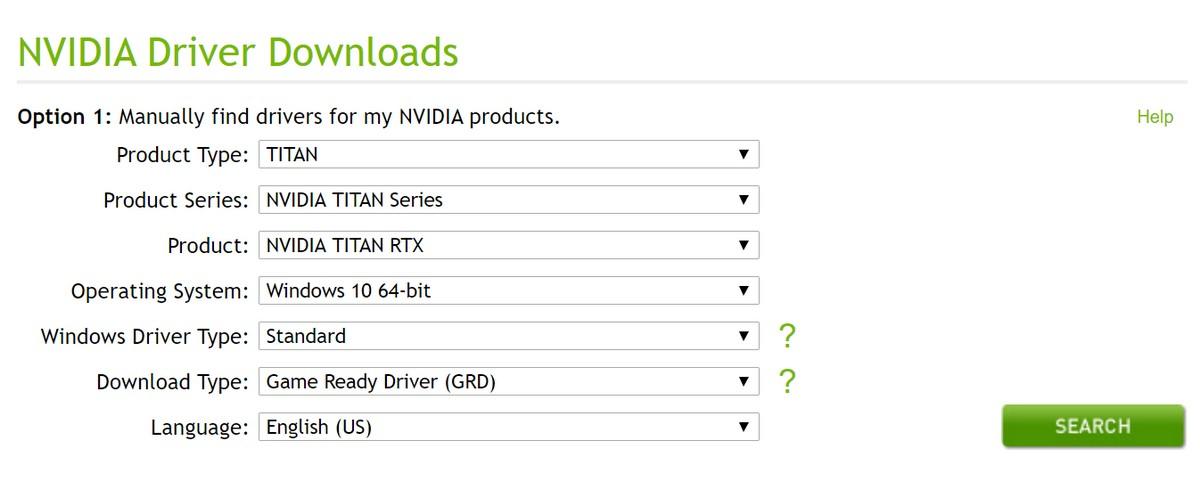 Bilgisayarınızın GPU sürücüsünü güncelleme 4