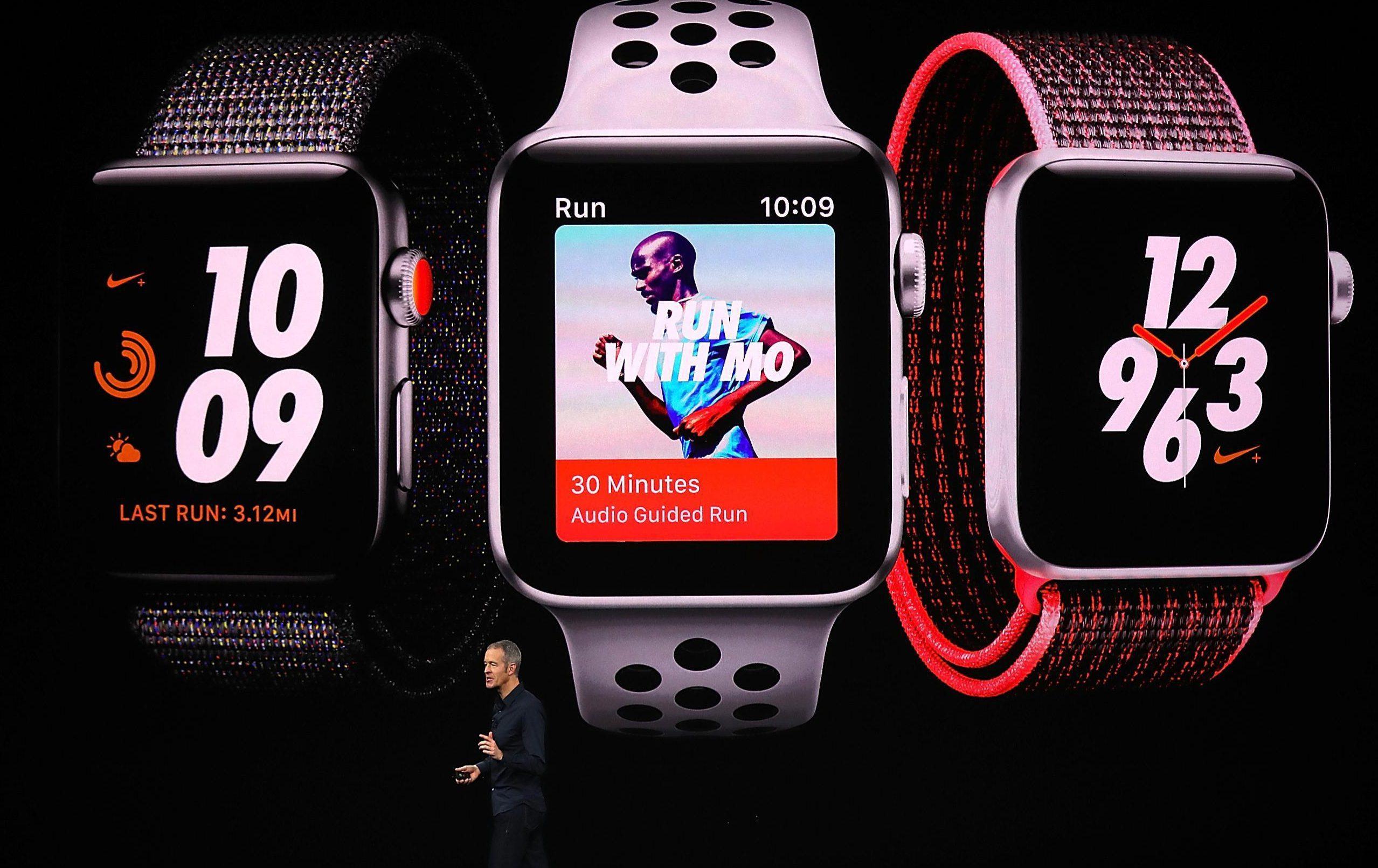 Apple        COO Jeff Williams đã nói trong Apple sự kiện đặc biệt tại Nhà hát Steve Jobs tại Apple Khuôn viên công viên vào ngày 12 tháng 9 năm 2017 tại Cupertino, California