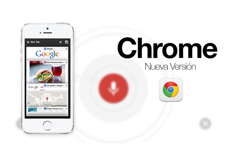 Дизајн на материјал е присутен во Google Chrome за iPhone и други 2